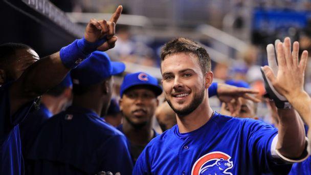 Cubs snap four-game losing streak