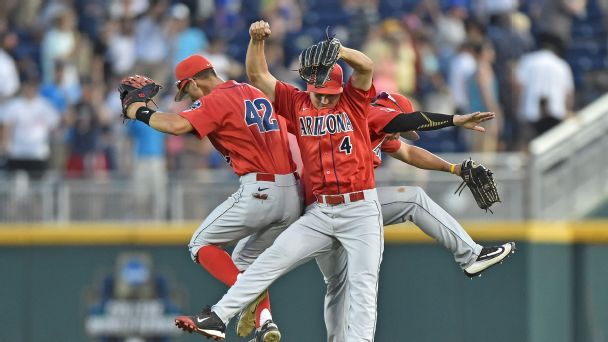 Watch live: Game 2 of College World Series final