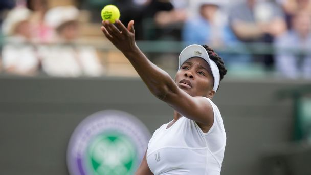 Follow live: Venus on upset alert?