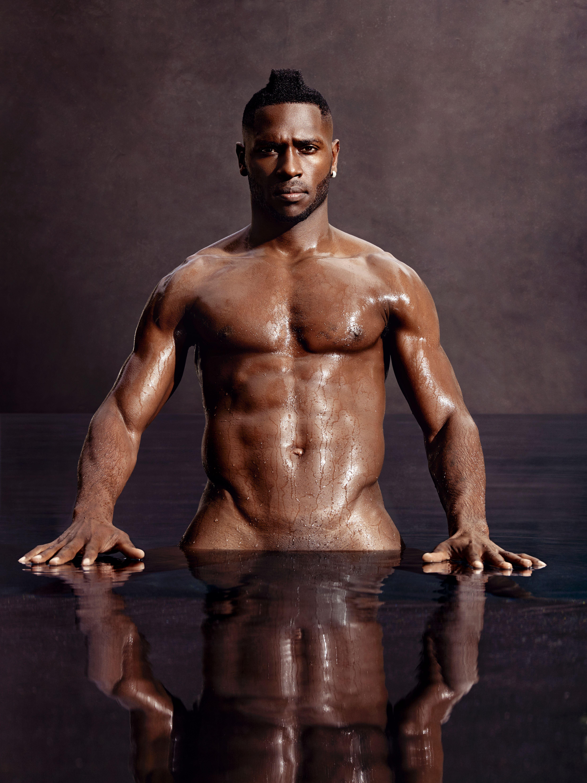 Body Issue 2016 Antonio Brown Behind the Scenes ESPN