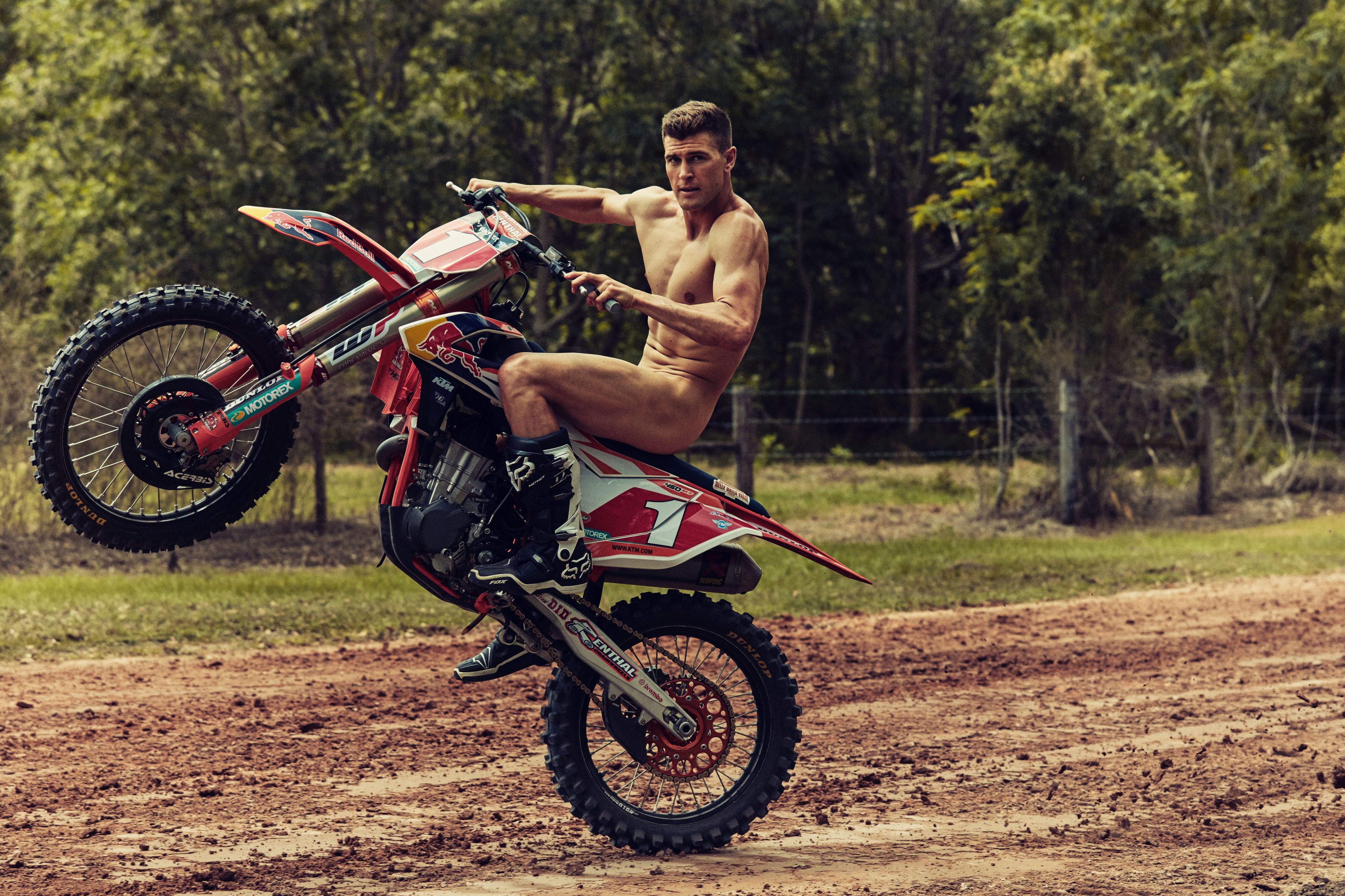 First Hardcore Photos Of Naked Men On Motorcycles
