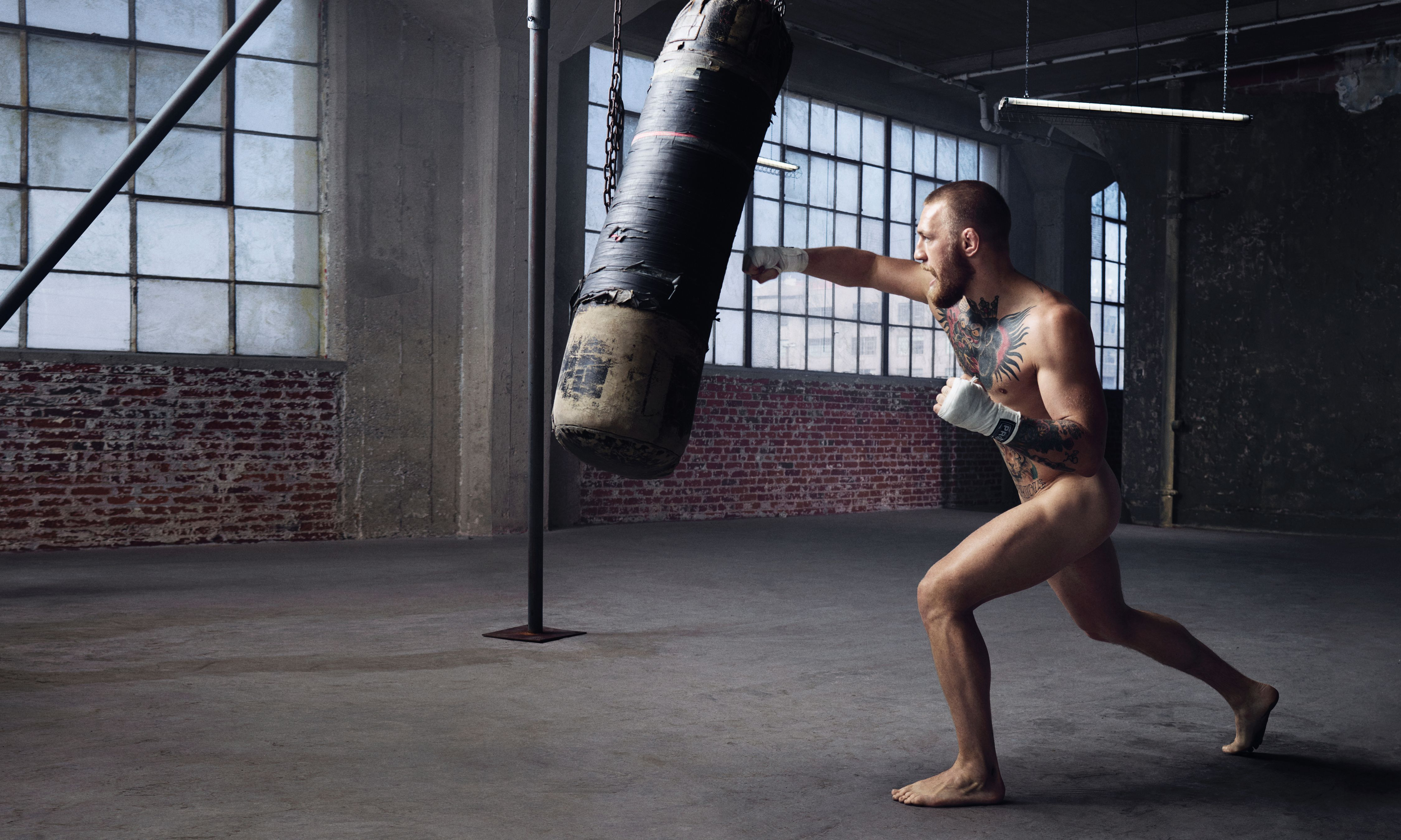 Conor McGregor to grace cover of ESPN The Magazines Body