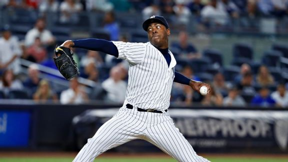 Addition of Aroldis Chapman makes Cubs the team to beat in National League