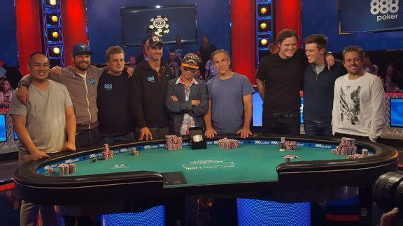 November 9 poker players