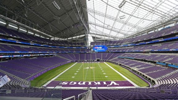 U S Bank Stadium Seating Chart Pictures Directions And