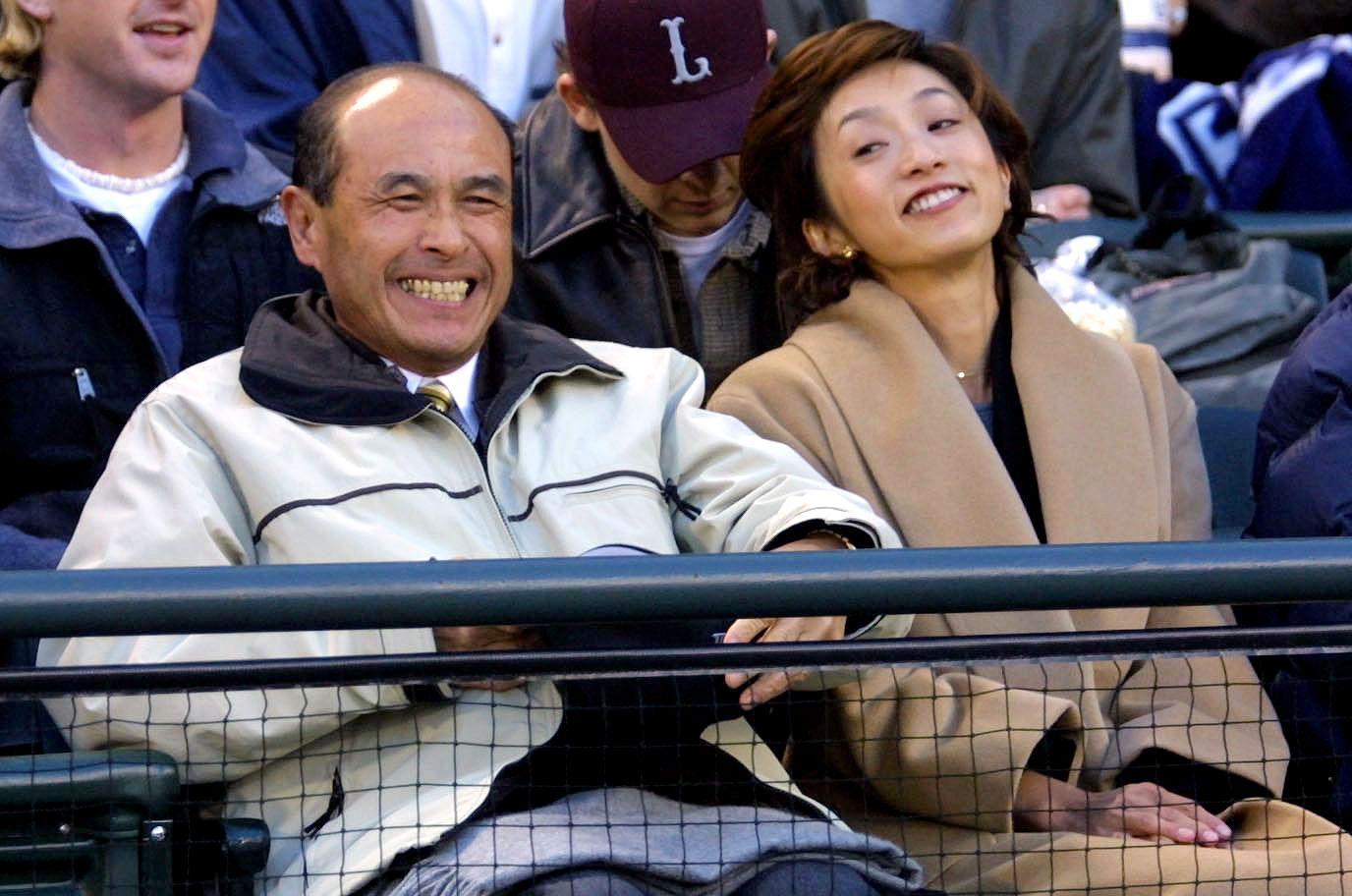 Yumiko Fukushima Ichiro Suzuki