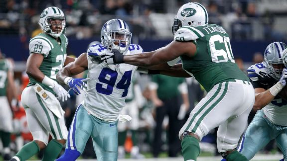 Cowboys' risk in Randy Gregory producing no reward
