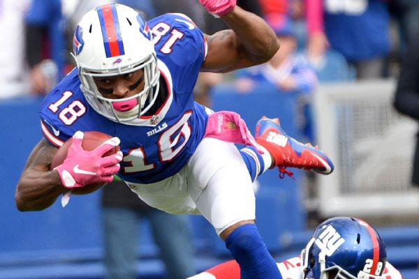 Buffalo Bills sign retired WR Percy Harvin