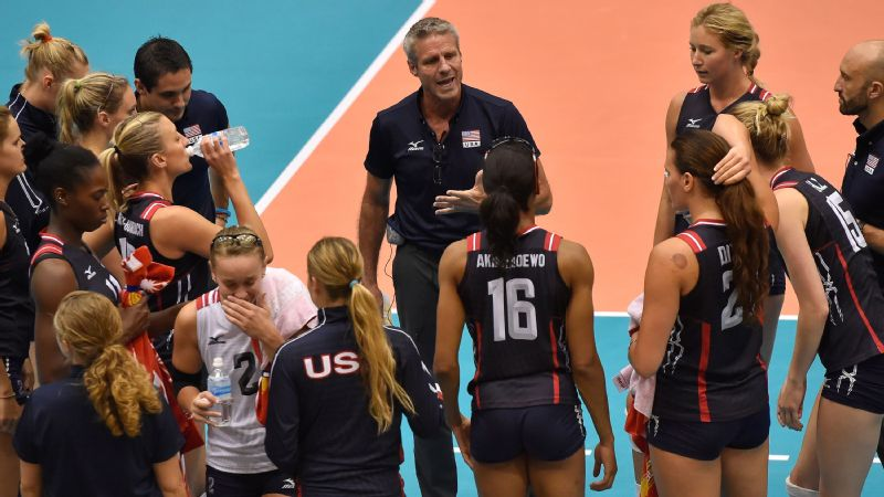 Karch Kiraly was the assistant coach to the U.S. women's team at the London Olympics, where the team was runner-up. He's now the head coach for the Rio Olympics.
