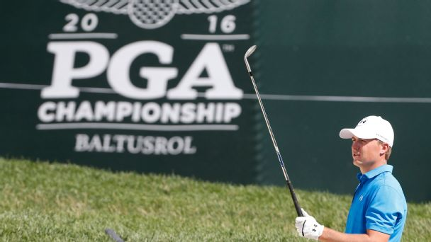 Walker leads after Round 1 of PGA Championship