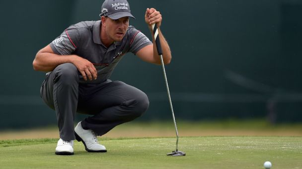Follow live: Stenson, Spieth, Watson on course early