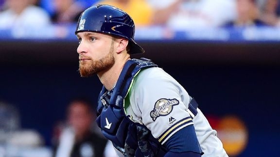 Everybody could win in a Jonathan Lucroy trade to Cleveland