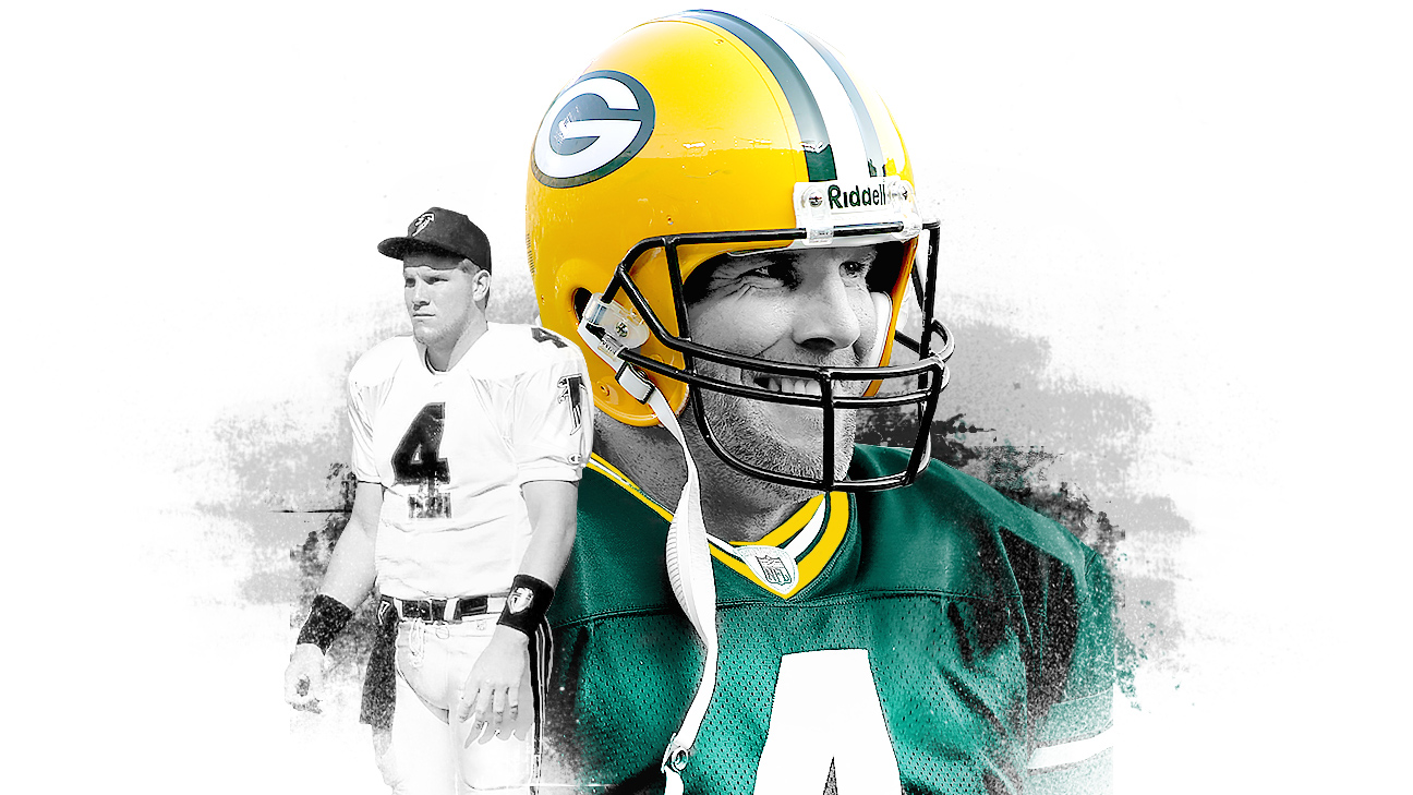 How Brett Favre Landed With The Green Bay Packers From Those Who