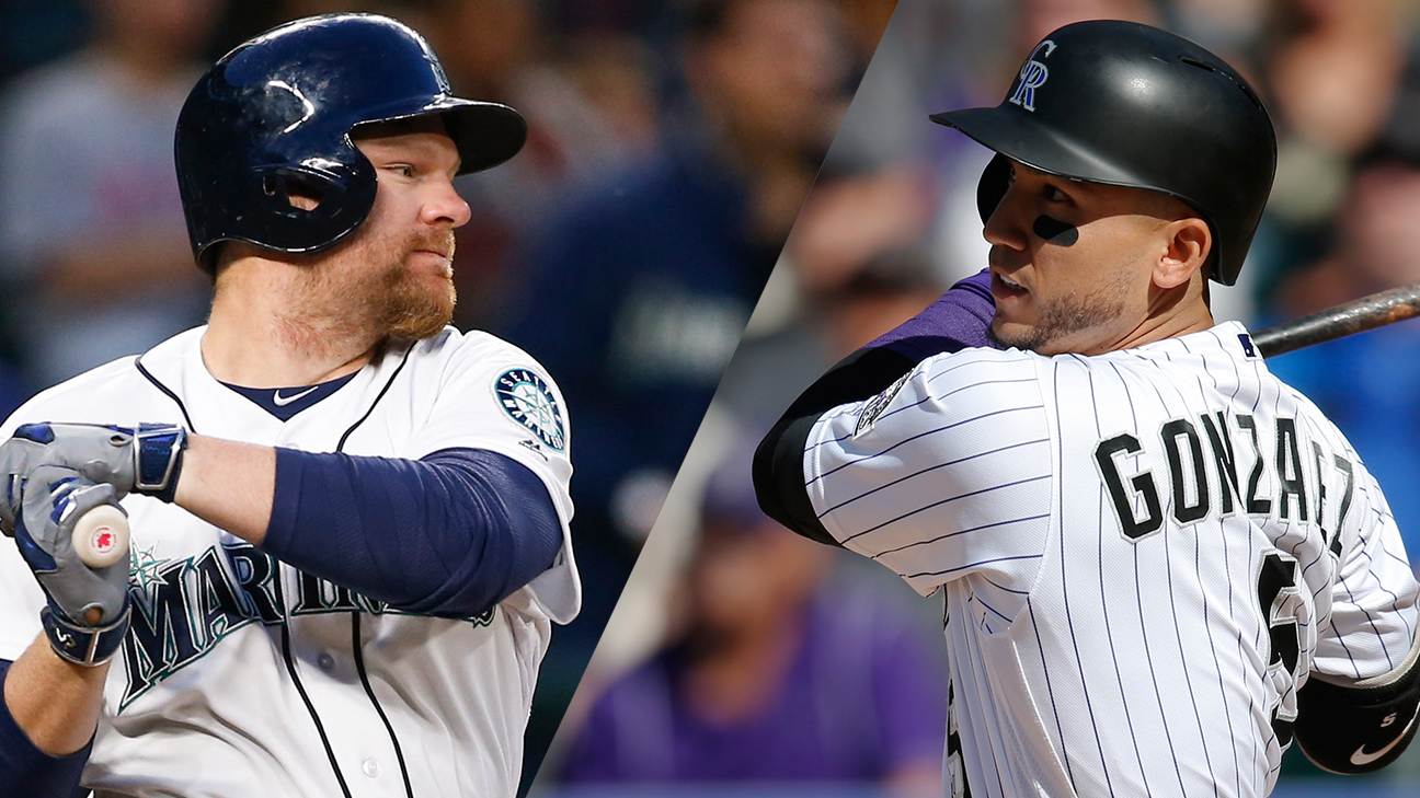 Adam Lind and Carlos Gonzalez