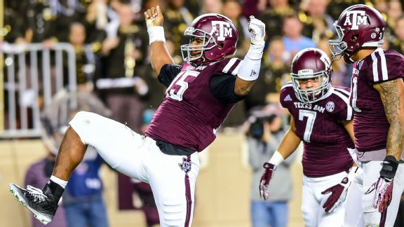 Myles Garrett is college football's most interesting superstar
