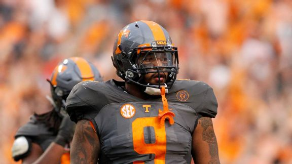 Derek Barnett Tennessee Volunteers