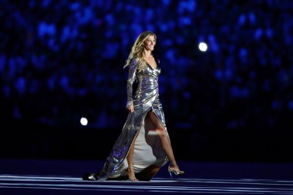 The crowd roared when Gisele Bundchen sashayed from one side of the 78,000-seat Maracana Stadium to the other to the tune of The Girl From Ipanema.