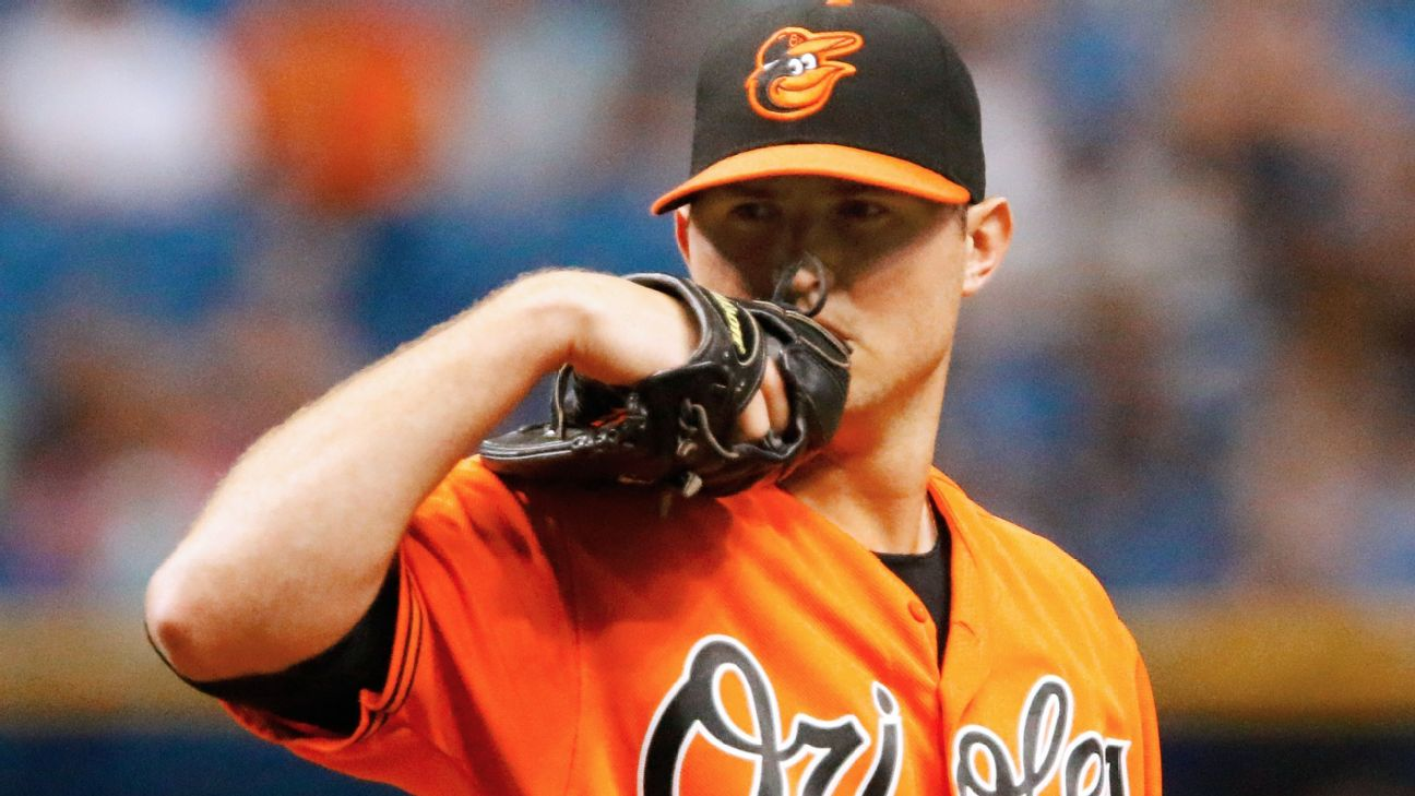 7350a6724191b Joseph Garnett Jr.  Getty Images A pesar de lo dominante que ha sido Zach  Britton