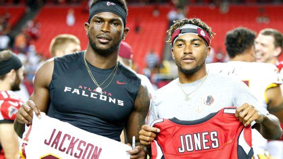 LIMITED Atlanta Falcons J.D. McKissic Jerseys