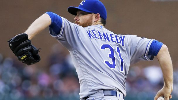 Image result for ian kennedy royals