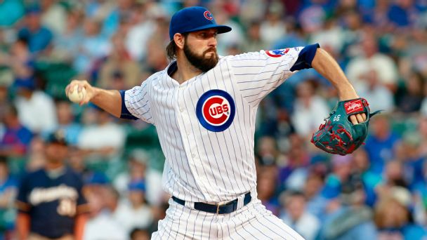 Watch live: Cubs look to finish sweep of division foes