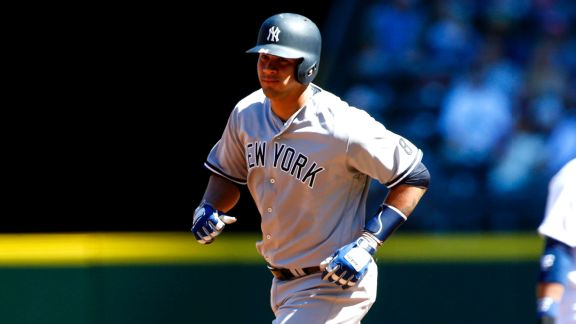 Mark Teixeira: You would walk Yankees rookie Gary Sanchez with Babe Ruth on deck