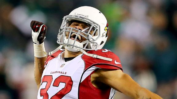 LIMITED Arizona Cardinals Tyrann Mathieu Jerseys