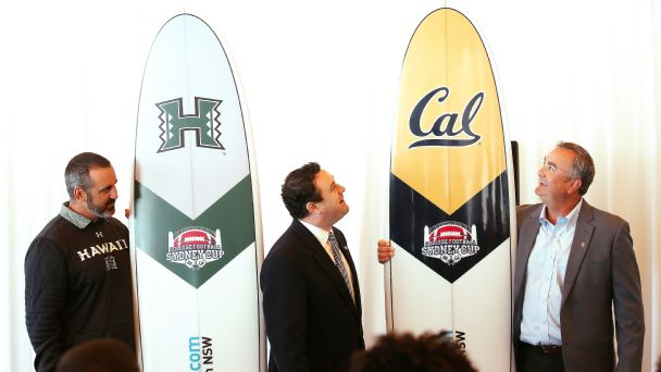 Down Under primer: What to know about Cal-Hawaii in Australia