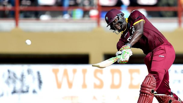 Follow live: India tries to even series against West Indies