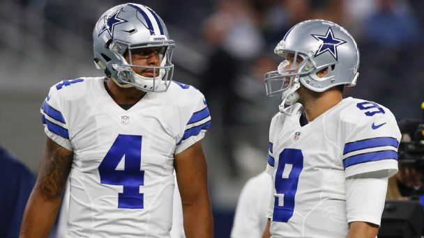 Cowboys' offense is built to help rookie QB Dak Prescott flourish