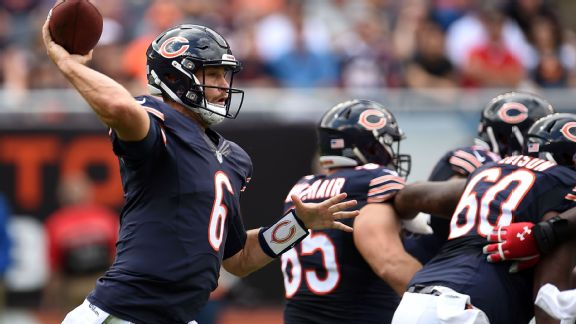 LIMITED Chicago Bears Akiem Hicks Jerseys