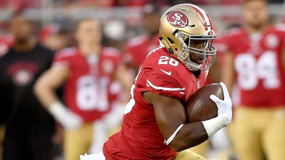 NFL Jerseys Online - Carlos Hyde Stats, News, Videos, Highlights, Pictures, Bio - San ...