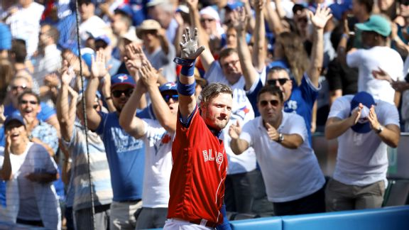 What we learned Sunday: Josh Donaldson's hat trick keeps Blue Jays in AL East lead