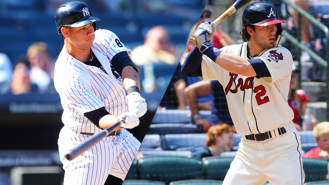 Gary Sanchez, Dansby Swanson