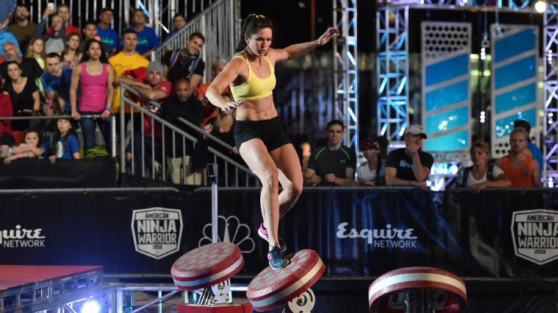 This 'American Ninja Warrior' Competitor Proves 'Feminine is Strong'