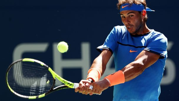 Follow live: Major return for Rafael Nadal