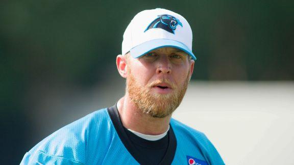 Carolina Panthers Jared Barber LIMITED Jerseys