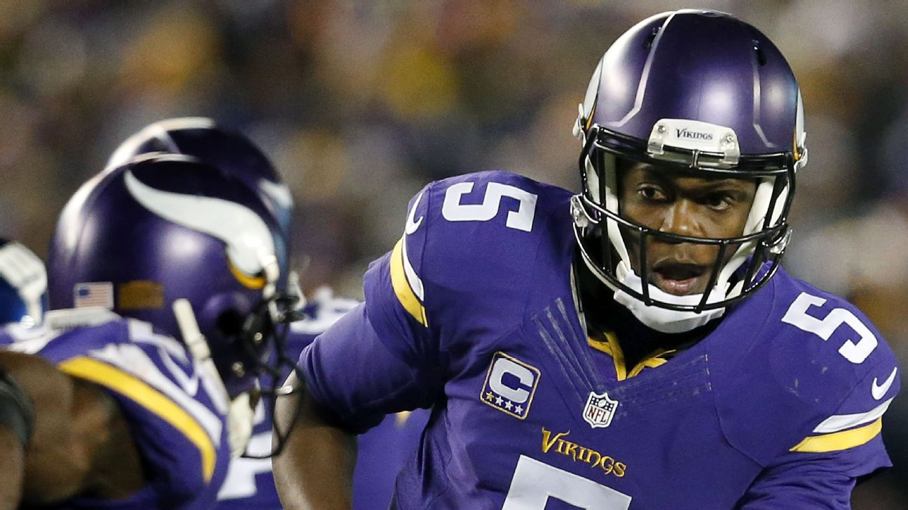 Would Teddy Bridgewater have trade value for Vikings? - ESPN