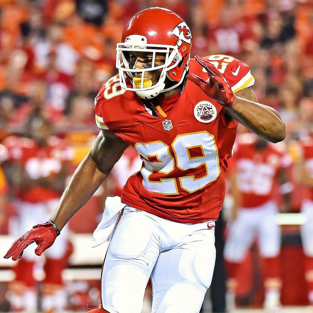 Chiefs Eric Berry Faces Challenges Getting Ready For