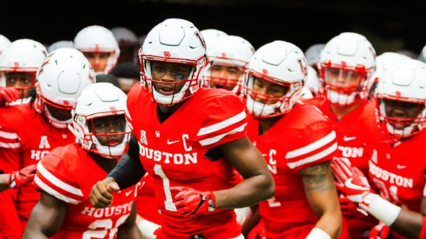 Watch live: No. 6 Houston seeking payback