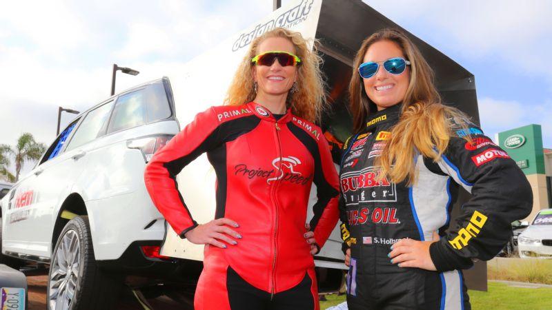 Denise Mueller and Shea Holbrook