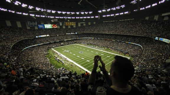 New orleans saints need to win back their superdome for Mercedes benz new orleans