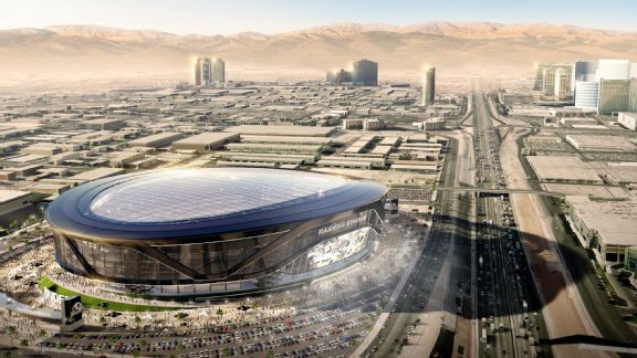 National Football League owners approve Oakland Raiders' move to Las Vegas