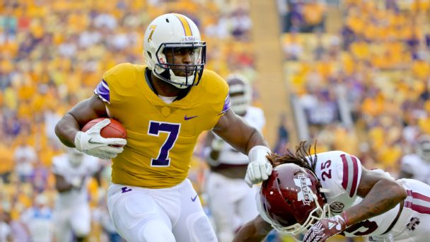 Watch live: No. 18 LSU at Auburn
