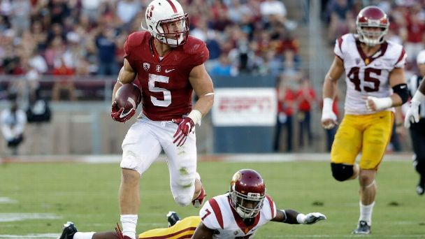 Watch live: UCLA keeping McCaffrey, Cardinal in check