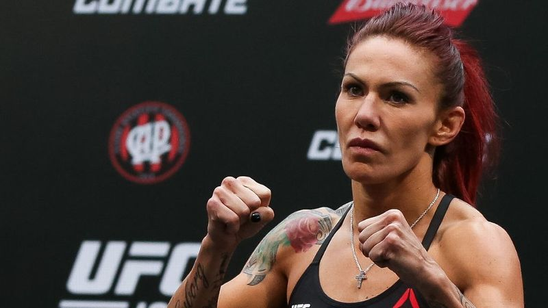 Cris Cyborg Justino is hoping to get a therapeutic-use exemption after she said she was prescribed the banned substance spironolactone by a doctor.