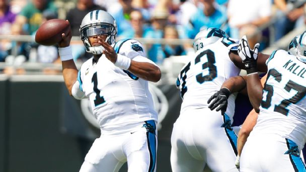 Follow live: Vikings take first lead on Panthers