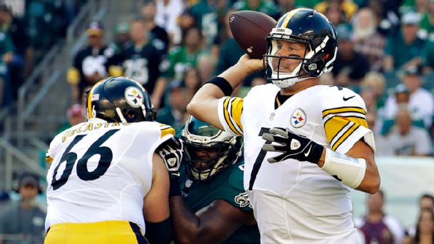Eagles show they are for real, dominate Steelers