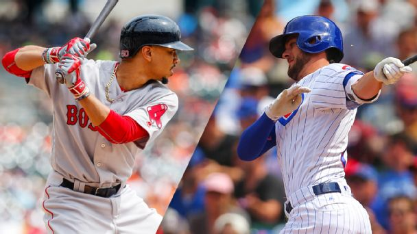 Mookie Betts, Kris Bryant
