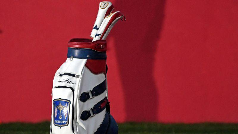 Arnold Palmer golf bag